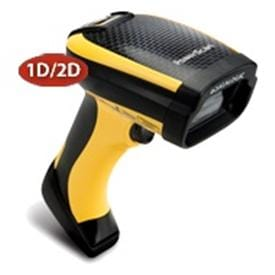 Snappy omnidirectional barcode scanner. Scan your Barcode from contact to over 1.0 m / 3.3 ft