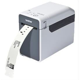 Versatile and portable patient wristband and label printer