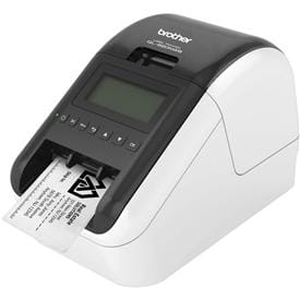 QL-820NWB Network Label Printer The flexible label printer which integrates with your connectivity requirements.