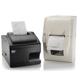 Advanced high speed two colour matrix receipt printer