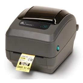 TT Labels and Ribbons for Your Zebra GK420T Thermal Transfer Label Printer