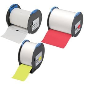 LabelWorks Pro100 is the marketÔÇÖs first label printer to use Polyethylenebased Olefin plastic labels.