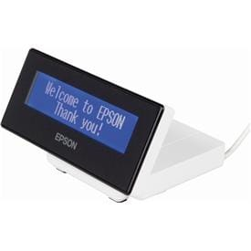 DM-D30 Compact customer display with USB port